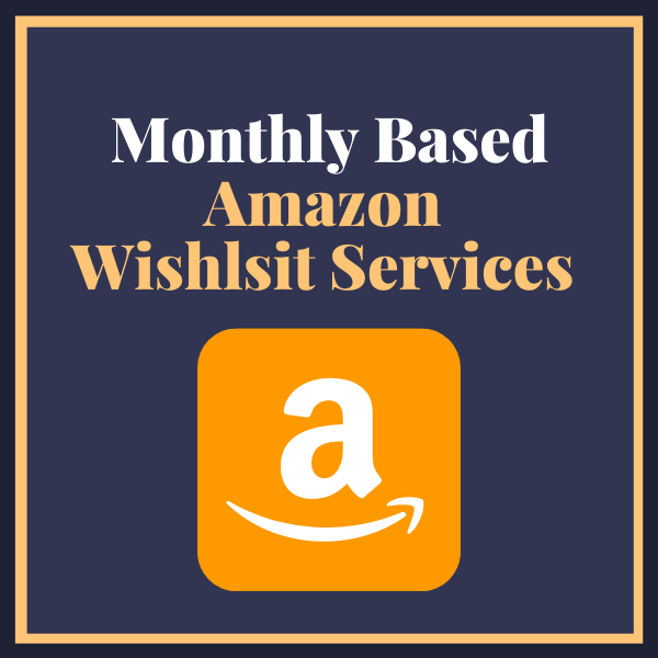 Amazon SEO Friendly Wishlist Services